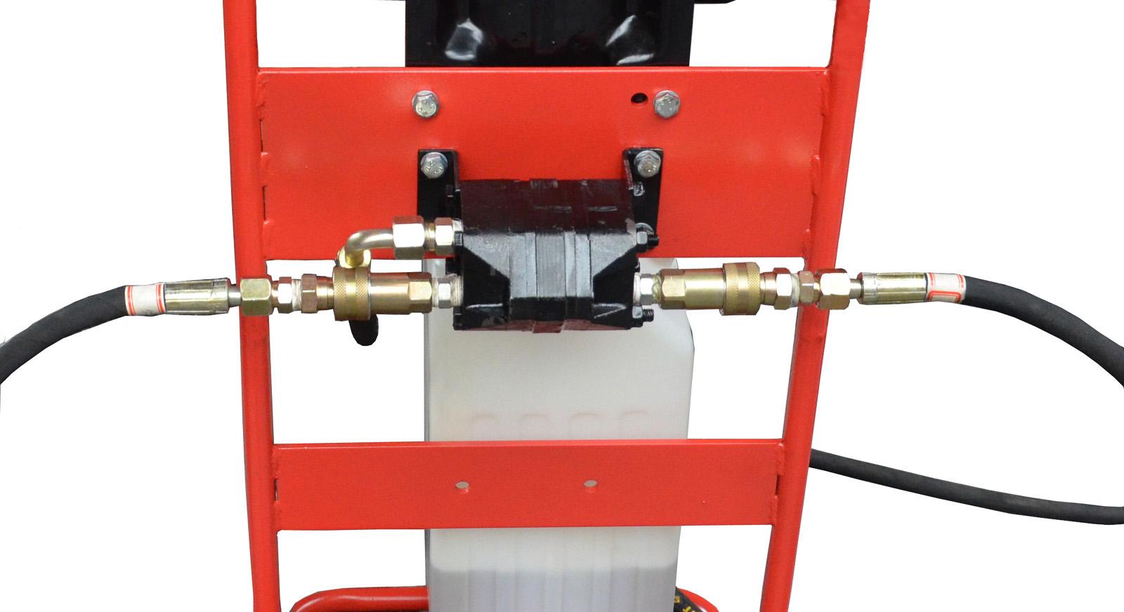 Hydraulische 2 Säulen Hebebühne New Orleans Plus - 3T